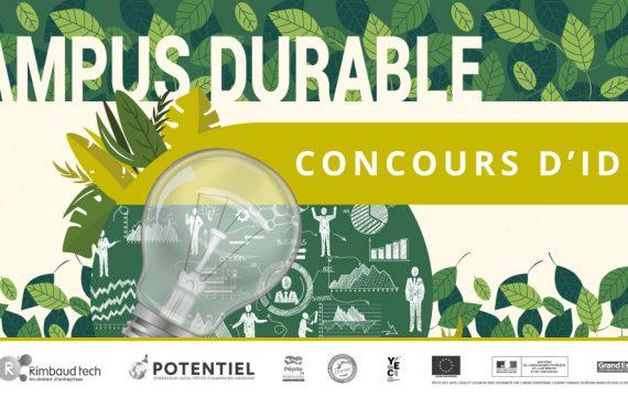 """Concours d'Idées """"Campus Durable"""""""